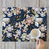 Minted Midnight Florals Placemats