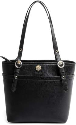 Anne Klein Classic Top Zip Tote