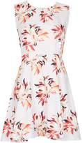 Cutie Large Floral Print Dress