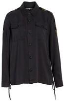 Pam & Gela Women's Shirt Jacket