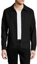 J. Lindeberg Jonah Zip 67 Shirt Jacket