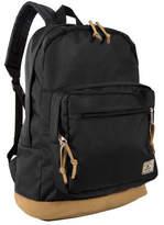 Everest Suede Bottom Daypack - Black Backpacks
