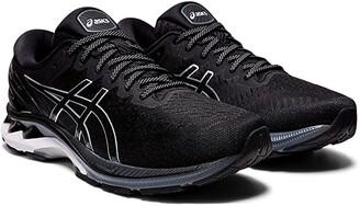 Asics GEL-Kayano(r) 27 (Black/Pure Silver) Men's Shoes