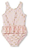 Just One You® made by Carter's Just One You Made by Carter's Toddler Girls' Hearts One Piece Swimsuit