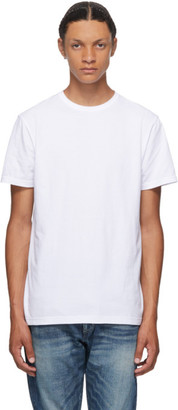Neighborhood Three-Pack White C-Crew T-Shirt
