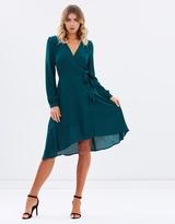 Arcacia Wrap Dress