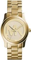 MICHAEL Michael Kors 43mm Jet Set Bracelet Watch, Yellow Golden