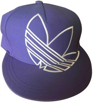 adidas Purple Polyester Hats