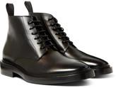 Balenciaga - Leather Boots