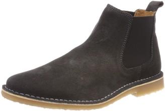 Jack and Jones Men's JFWLEO Suede Chelsea Boots