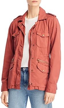 Velvet by Graham & Spencer Ruby Army Jacket