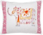 """Dena Home Amara Elephant Pillow, 15"""" x 20"""""""