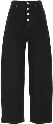 MM6 MAISON MARGIELA Wide-Leg Denim Jeans