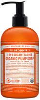Dr. Bronner's Dr. Bronner 4-in-1 Sugar Tea Tree Organic Pump Soap