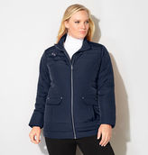 Avenue Quilted Puffer Jacket