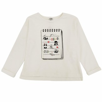 Charanga Girl's catokyo Long Sleeve T-Shirt