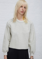 Stand Alone gray raglan sweatshirt