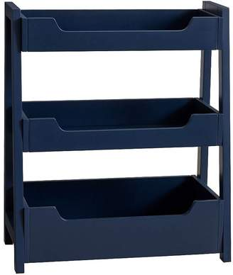 Pottery Barn Kids Small Spaces Ladder Bookcase, Simply White
