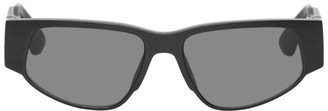 Mykita Black MD 1 Cash Sunglasses