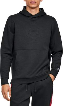 Under Armour Recovery Logo Graphic Fleece Hoodie