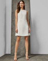 Ted Baker Lace Detail Tunic Dress