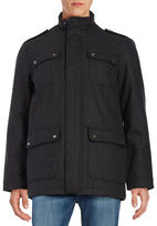 Ungaro Wool Blend Field Jacket