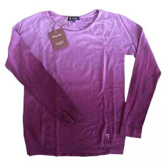 Loro Piana Pink Cashmere Knitwear for Women