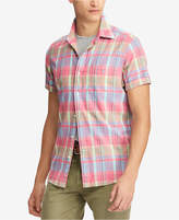 Polo Ralph Lauren Men's Classic Fit Madras Shirt
