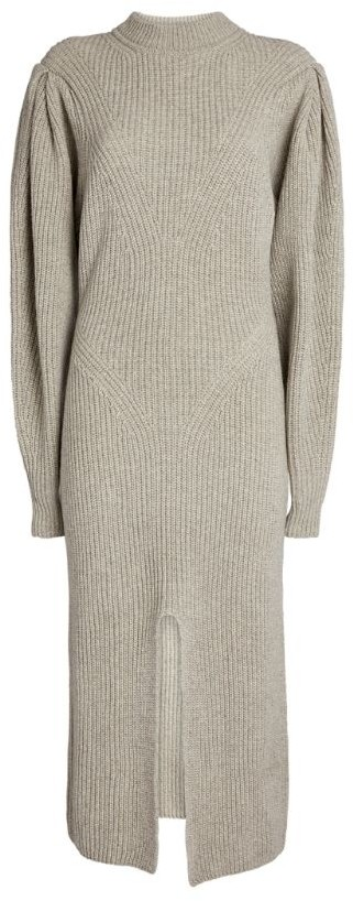 Isabel Marant Cashmere-Wool Perrine Dress