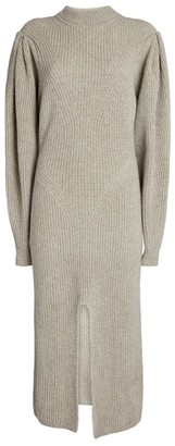 Isabel Marant Cashmere-Wool Perrine Dress