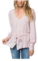 O'Neill Women's Peachie Long Sleeve Top