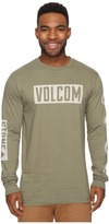 Volcom Knock Long Sleeve Tee