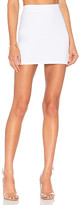 Susana Monaco Slim Skirt in White. - size L (also in M,S,XS)