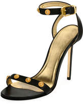 Versace Tribute Strappy Studded Sandal