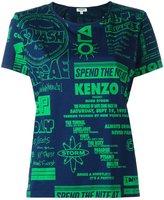 Kenzo Flyers T-shirt