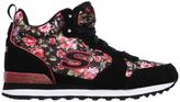 Skechers OG 85 - Hollywood Rose 121 Black/Red Sneaker