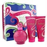 Britney Spears Fantasy Coffret: Edp Spray 100Ml + Body Souffle 100Ml + Shower Gel 100Ml For Women 3Pcs