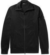 Y-3 Slim-Fit Jersey Zip-Up Sweatshirt