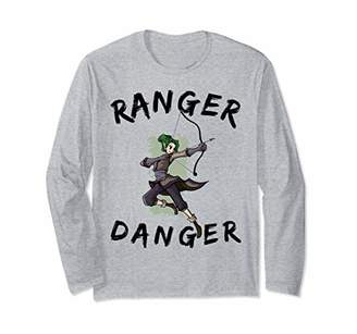 IDEA Ranger RPG Character Class Gift Long Sleeve T-Shirt