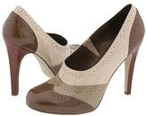 GUESS - Yerex (Wild Mushroom/Clay/Sand Patent Leather)