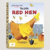 Cost Plus World Market The Little Red Hen, a Little Golden Book