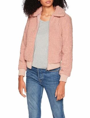Paul & Joe Sister Women's 8BOOBA Jacket Pink (Rose 403) Manufacturer Size:34