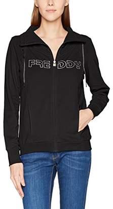Freddy Women's F7-BC-WS148L01H02-N Jumper,X-Small (Taglia produttore:)