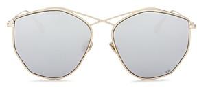 Christian Dior Women's Stellaire Mirrored Geometric Sunglasses, 59mm