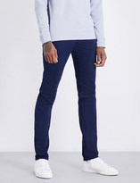 AG Jeans Tellis slim-fit tapered stretch-cotton trousers