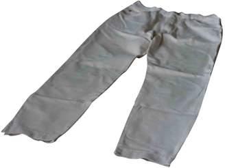 Marc Cain Beige Denim - Jeans Trousers for Women