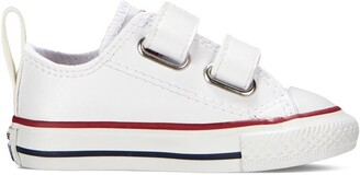 Converse CTAS Ox 2V Seasonal Canvas Trainers