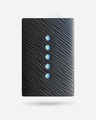 Express Zeroz Storm Pulse Skinny Wallet