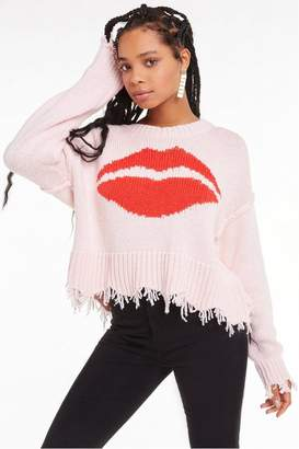 Wildfox Couture First Kiss Knit - Xsmall