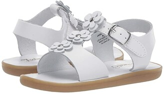 FootMates Jasmine (Infant/Toddler/Little Kid) (White) Girl's Shoes